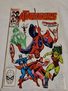 Avengers 236 Very Fine+ Cover by Al Milgrom