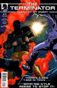 Terminator, The: Enemy of My Enemy #1 VF/NM; Dark Horse | save on shipping - det