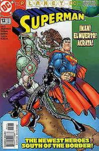 Superman (2nd Series) Annual #12 VF/NM; DC   save on shipping - details inside