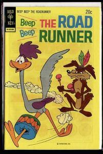 BEEP BEEP THE ROAD RUNNER (GK) 43 VF-NM  June 1974 COMICS BOOK