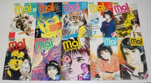 Mai the Psychic Girl #1-28 VF/NM complete series - viz comics manga set lot