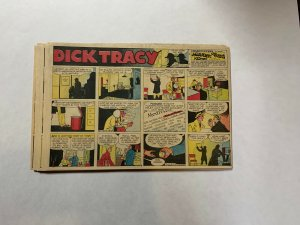 Dick Tracy Newspaper Comics Sundays 1951 Complete Year 52 Total Great Shape!