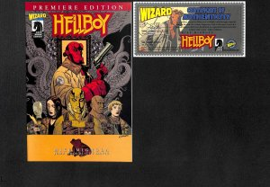 Hellboy Premiere Edition #1 NM 9.4