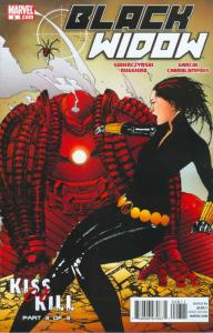 Black Widow (Vol. 4) #8 VF/NM; Marvel   save on shipping - details inside