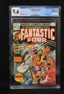 Fantastic Four #155 (Marvel, 1975) CGC 9.6 - 2nd Highest