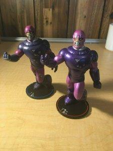 Marvel Heroclix DAYS OF FUTURE PAST Colossal Sentinel Figures Mark II V MFT4