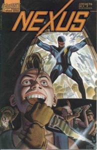 Nexus (1983 series) #9, VF+ (Stock photo)