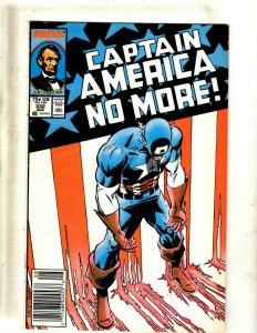 Lot of 10 Captain America Comics #332 333 334 335 336 337 338 339 341 342 GB2