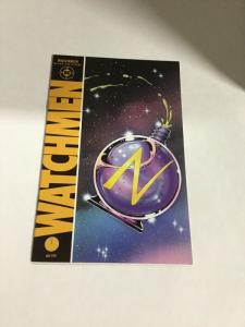 Watchmen 9 Nm Near Mint DC Comics