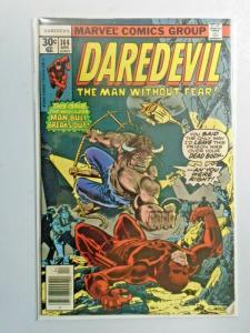 Daredevil #144 1st Series 6.0 FN (1977)