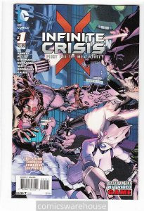 INFINITE CRISIS FIGHT FOR THE MULTIVERSE (2014 DC) #1 NM