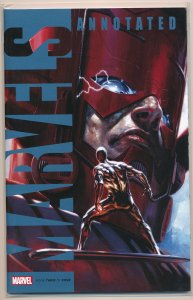 Marvels Annotated #3 DELL'OTTO Variant 1st Print NM
