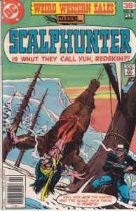 Weird Western Tales #44