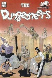 Dungeoneers #1, VF+ (Stock photo)