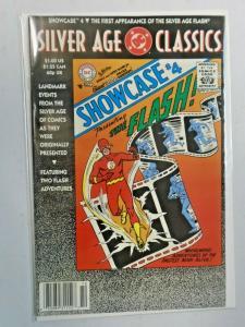 DC Silver Age Classics Showcase #4 Flash 8.0 VF (1992)