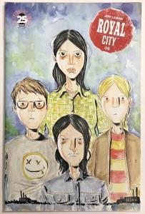 ROYAL CITY#6 VF/NM 2017 JEFF LEMIRE IMAGE COMICS