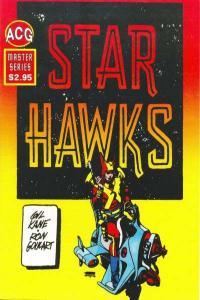 Star Hawks (2000 series) #1, VF+ (Stock photo)