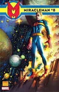 Miracleman (2014 series) #8, NM + (Stock photo)