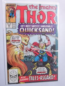 Thor (1962-1996 1st Series Journey Into Mystery) #402 - VF/NM 9.0 - 1989