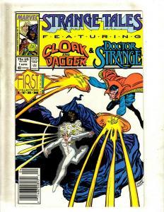Lot of 12 Strange Tales Marvel Comic Books #1 2 3 4 5 6 7 8 9 10 11 12 J410