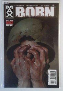 Born #4 (2003) Max Comics (MAX) 9.4 NM Comic Book