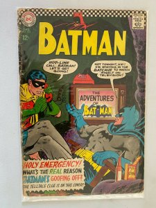 Batman #183 1.5 FR GD re-stapled (1966)