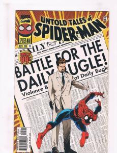 Untold Tales Of Spider-Man #15 NM Marvel Comics Comic Book Nov 1996 DE32 CH18