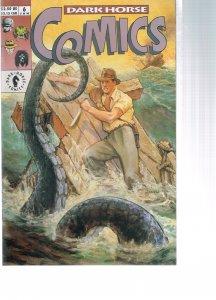 Dark Horse Comics #6 (1993)