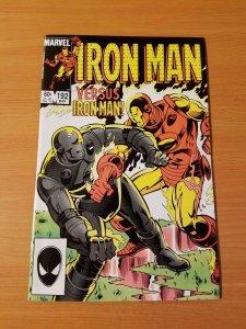 Iron Man #192 ~ NEAR MINT NM ~ 1985 MARVEL COMICS