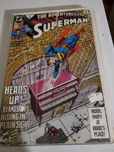 Adventures of Superman #483 (1991)
