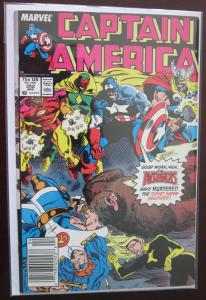 Captain America (1989 1st Series) #352, VF 8.5