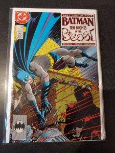 BATMAN 418 (VF/NM) TEN NIGHTS of THE BEAST PART 2 OF 4 (