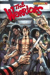 Warriors, The: Official Movie Adaptation #4 VF/NM; Dabel Brothers | save on ship