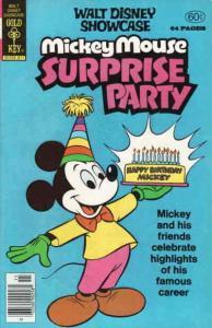 Walt Disney Showcase #47 FN; Gold Key | save on shipping - details inside