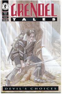 GRENDEL TALES #1 2 3 4, VF/NM, Devil's Choice, 1995, 1-4, more in store