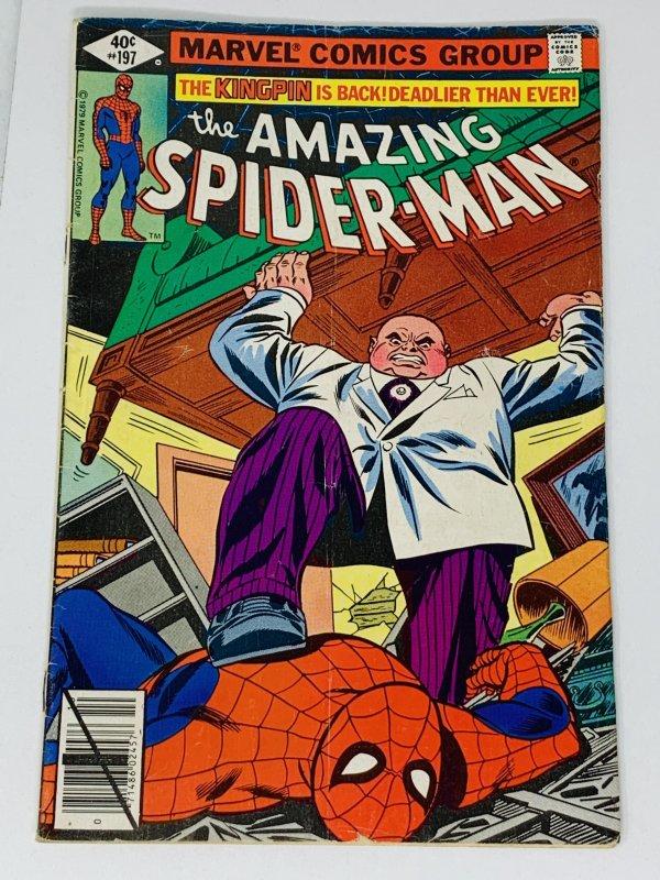 The Amazing Spider-Man #197 (1979) RA1