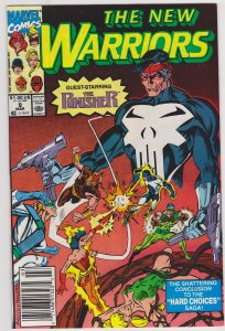 New Warriors #9