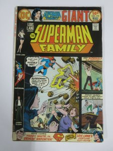 SUPERMAN FAMILY #175 VERY GOOD (DC, March 1976) Supergirl! Lois Lane!Jimmy Olsen