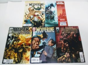 WOLVERINE Comic Lot of (5) ***FREE SHIPPING!***