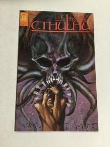 H.P. Lovecraft's Cthulhu 1 Nm Near Mint Millennium Comics