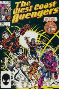 MARVEL 1ST EDITIONS (1981-1990) 10-Different Comics,