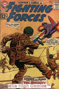 OUR FIGHTING FORCES (1954 Series) #68 Very Good Comics Book