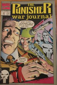 The Punisher War Journal 37 NM