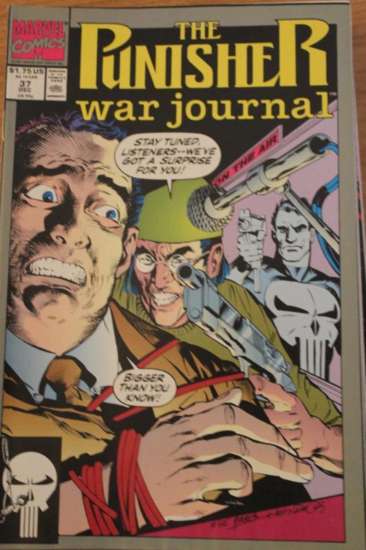 The Punisher War Journal 37 NM