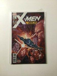X-Men: Gold #17 (2018) HPA