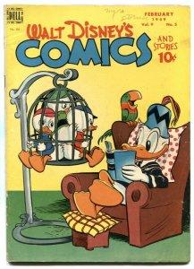 Walt Disney's Comics and Stories #101 1949- Donald Duck VG
