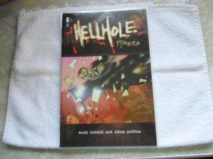 2000 IMAGE COMICS HELLHOLE. # 3