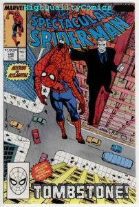 SPECTACULAR SPIDER-MAN #142, NM, Punisher, Buscema, more SM in store
