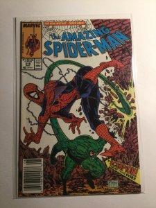 Amazing Spider-Man 318 near mint- nm- 9.2  Marvel