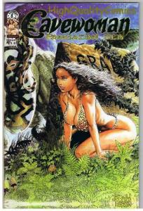 CAVEWOMAN PANGAEAN SEA 9, NM, Gold Limited, Budd Root, Variant, 2006, NM